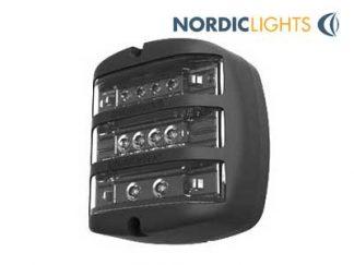 LED-takavalot, neliö