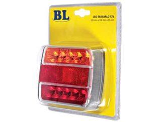 Valaistus – takavalot LED