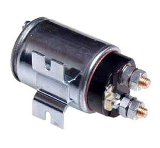 Erillis-solenoidi 24V