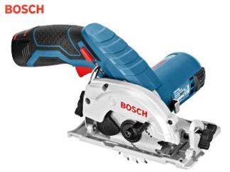 Sahaus ja katkaisu - Bosch