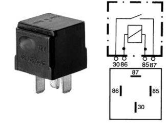 Kytkentärele 6V