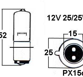 12V halogen Muut