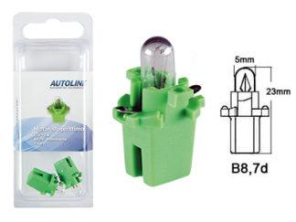 Polttimot – muovikanta 12V