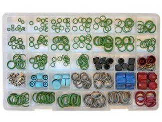Ilmastoinnin huolto-osat, O-renkaat, ym.