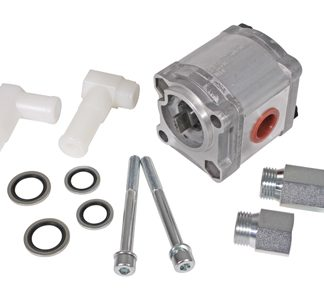 DC-moottori pumput