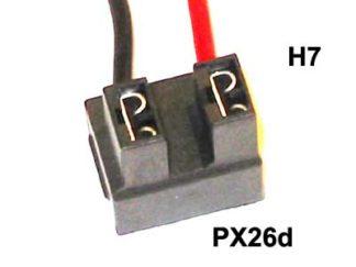 H7 Lampunkanta