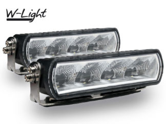 W-light LED-lisävalot