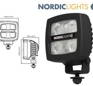 LED-peruutusvalot