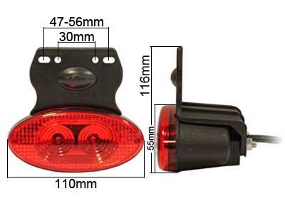 LED-takavalot, muut muodot