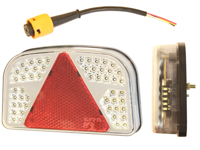 LED-Perävaunuvalaisimet