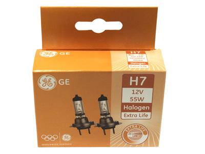 12V halogen H7