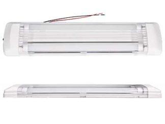 LED-sisävalot, suorakaide