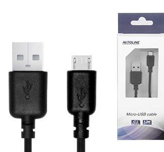 USB-kaapelit