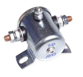 Erillis-solenoidi 6V