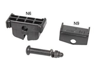 Pyyhkijänsulka adapterit RK, SWF