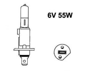 6V halogen
