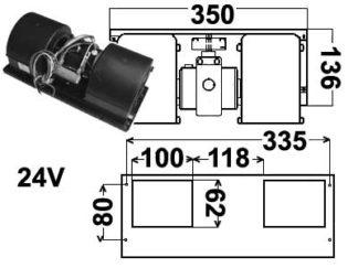 Yleismallit 24V Radial malli