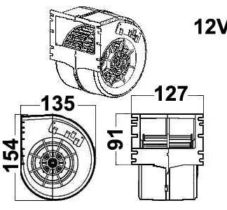 SPAL 12V