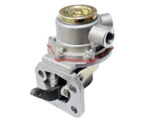 Diesel- osat, mekaniikka