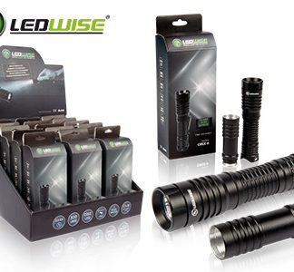 LED taskulamput, -käsivalaisimet ja -otsalamput