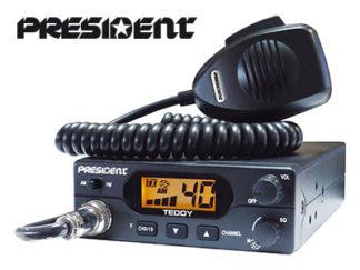CB/LA-radiopuhelimet