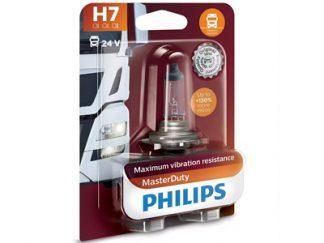 24V Halogen H7