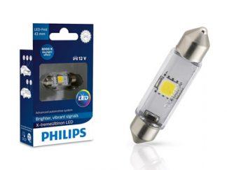 LED-polttimot sukkula